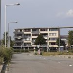 Centrum Leidschenveen en richting de Balans